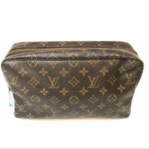 Louis Vuitton trousse toilette cosmetic clutch